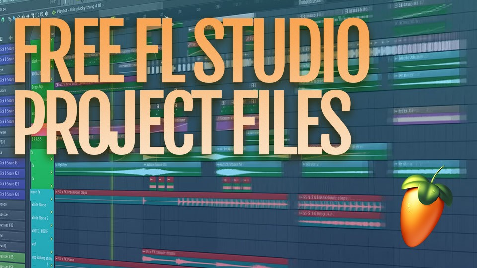 fl studio project files free download